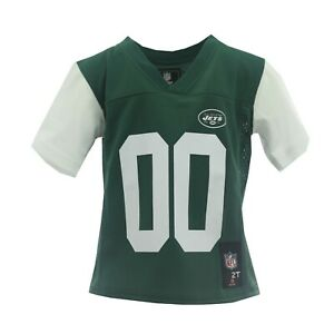New York Jets Official NFL Infant Toddler Size Jersey New With Tags