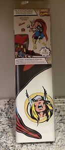 Marvel Comics Mighty Thor - 13 Peel & Stick Self-Adhesive Wall Decals Brand New!