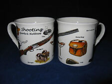 HUNTING SHOOTING SPORTS AND HOBBIES   BONE CHINA MUG
