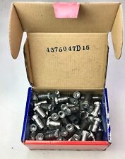 "Powers Fasteners 09220 Calk-In 1/4"" Machine Bolt Length: 7/8"" (BOX OF 100) NEW"