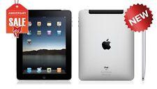 NEW Apple iPad 1st Generation 64GB, Wi-Fi + 3G (Unlocked), 9.7in - Black