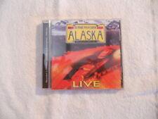 "Alaska ""Live"" Rare AOR cd 2000 Zoom Records NEW Bernie Marsden Whitesnake"