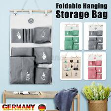 Hängetasche Aufhänger Lagerung Organizer Home klar Tür Zubehör Container
