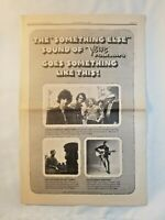 Vintage Ad Richie Havens The Blues Project Dave Van Ronk 1966 LAFP Unframed