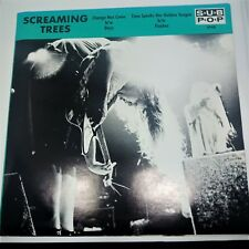 "Screaming Trees ‎– Change Has Come (1989 Double 7"" Sub Pop Limited Edition)"
