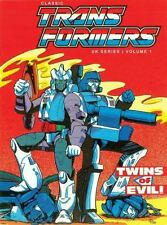 Transformers Classics UK Volume 1, Furman, Simon, Parkhouse, Steve, Roberts, Jam