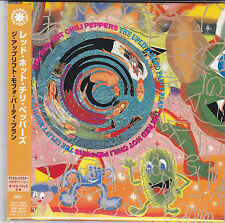 Red Hot Chili Peppers - The Uplift Mofo Party Plan - Rare 2006 Japanese CD