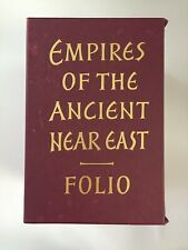 EMPIRES OF THE ANCIENT NEAR EAST Boxed - 4 Volumes ©2003 - 7th Printing Folio