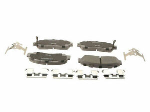 For 1993-2001 Honda Prelude Brake Pad Set Front AC Delco 91566RJ 1994 1995 1996