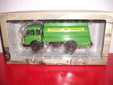camions d'autrefois SOMUA ISR JL 19 Citerne Essence BP 1/43 ixo altaya