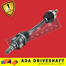 1 Brand New CV Joint Drive Shaft for Daihatsu Terios 1997-2005 Passenger Side