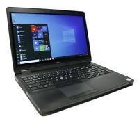 Dell Latitude E5570 i7-6820HQ 16GB Ram 512GB m.2 SSD Radeon M370 Webcam