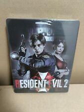 Resident Evil 2  - Steelbook - Custom - Neu/new - NO GAME