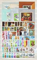 HUNGARY - 1967. Complete year set of 66 stamps and 6 s/s - MNH