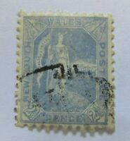 1890 New South Wales  SC #89 Used stamp