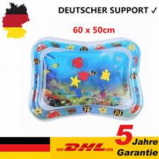 Baby Wasser Matte Spaß Spielmatte Aufblasbare Tastmatte Spielzeug 66x50cm G2D1
