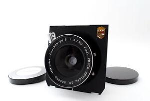 Fuji Fujinon SW S 90mm f/8 Large format lens from Japan 900860