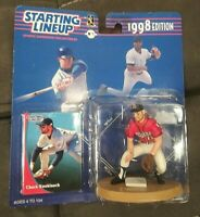 1998 Starting Line Up Chuck Knoblauch