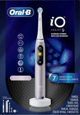 Oral-B - iO Series 9 Connected Rechargeable Electric Toothbrush - Rose Quartz