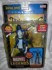 marvel legends sentinel series mystique