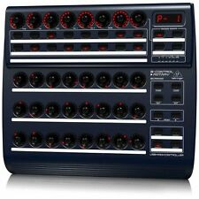 Behringer B-Control Rotary Bcr2000 Total Recall Usb/Midi Controller Desk With...