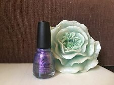 China Glaze Nail Polish Don't Mesh With Me Rich Purple