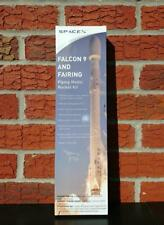 SpaceX Falcon 9 Flying Model Rocket Kit And Fairing ~ Brand New