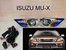 ISUZU MU-X Fog Lamp Spot light TITANIUM Color DAYTIME GroupSET 2013-2016 L&R SUV