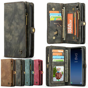 For Samsung Galaxy A12 A22 A32 A52 Caseme Wallet Case Leather Flip Cover