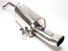 TA TECHNIX Scarico Sportivo in acciaio inox Seat Leon 1 m 1.6-2.0 + TDI 70x140