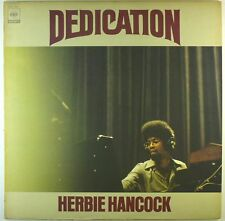 "12"" LP-Herbie Hancock-Dedication-k7039-Giappone Release-cleaned"