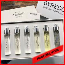 Byredo La Selection Byredo Travel Byredo Parfum set Eau de Parfum 6*0.4oz NEW!!!