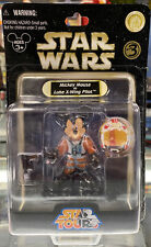 Star Wars Disney Mickey Mouse as Luke X-Wing Pilot Rare Star Tours Series 3