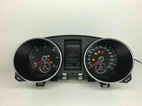 VW Golf 6 Diesel Km/H Tachometer Kombiinstrument Tachometer