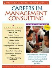 The Harvard Business School Guide to Careers in Management Consulting-ExLibrary