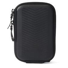 ACME Made Sleek Camera Case Matte Black Chevron for Slim DSC Semi Rigid Shell