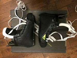 NEW Graf G735 PRO Skates Boot - US Size 6, unmounted, regular width, Made Canada