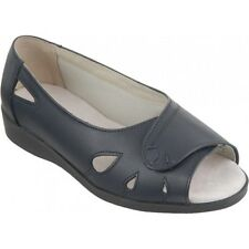 Cosyfeet Keira - Navy Leather Shoes UK 9 EU 43 JS36 14
