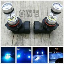 2x 9006 HB4 100W LED CREE 8000k ice blue Headlight Bulbs Kit Fog Driving Light