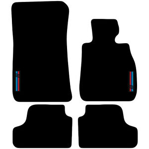 Tailored Carpet Car Floor Mats FOR BMW 3 Series E93 Convertible 06-13 with logo