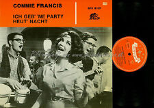 LP-CONNIE FRANCIS ICH GEB NE PARTY HEUT NACHT // BEAR FAMILY
