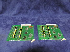 LOT OF 2 NEC ELECTRIC EXTENSION CIRCUIT BOARD CARD MODULE NSA-173304 M-783641