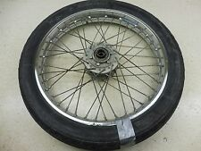 1975 Honda CB750 CB 750 Four H1368' front wheel rim hub 19in