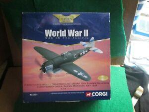 "CORGI AVIATION AA33803 P-47D THUNDERBOLT ""MISS MARY LOU"" (1:72 SCALE) LOT J46"