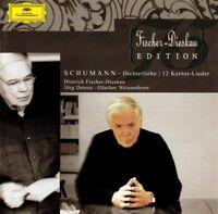 Dietrich Fischer-Dieskau: Schumann (1810-1856) • Dichterliebe / 12 Kerner-Lieder