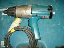 Makita 6906 Impact Wrench 3/4 Inch / 19mm Square Drive 110 volt x fleet