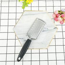 Lemon Zester Cheese Grater Multi-purpose Stainless Steel Sharp Vegetable Tool RR