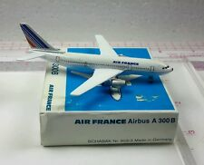 New Vintage Schabak AIR FRANCE Airbus A300 B Diecast 1:600 scale