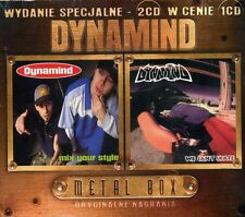 2CD DYNAMIND Mix Your Style / We Cant Skate