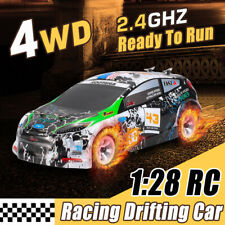 WLtoys K989 1/28 RC Drift Auto Car 2.4G 30KM/H 4WD RC Rally Racing Toys Gift
